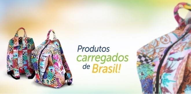 Produtos carregados de Brasil!