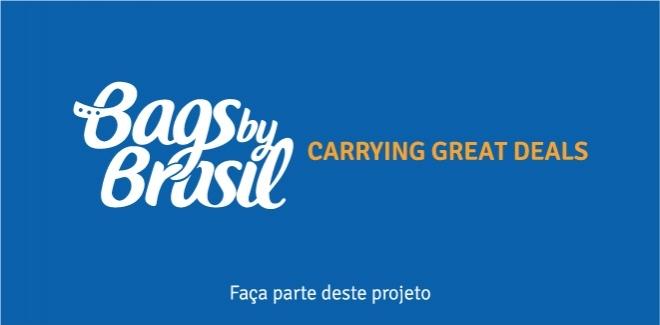 Faça parte do projeto Bags by Brasil